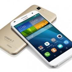 Huawei Ascend G7, neverlocked, sigilat - Telefon Huawei, Argintiu, Neblocat