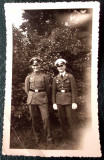 FOTOGRAFIE GERMANIA NAZISTA MILITARI IN UNIFORMA 1 AVIATIE NR 4, 11,5 x 7 cm **