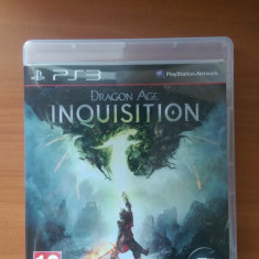 VAND JOC PS3 DRAGON AGE INQUISITION !!! - Jocuri PS3 Ea Games