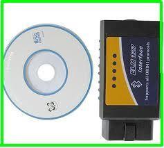 Interfata auto multimarca  tester ELM327 -  Bluetooth + BONUS Scanmaster FULL! foto