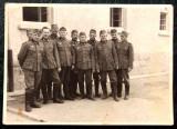 FOTOGRAFIE GERMANIA NAZISTA MILITARI GERMANI IN UNIFORMA NR. 10, 10 x 7 cm **