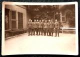 FOTOGRAFIE GERMANIA NAZISTA MILITARI GERMANI IN UNIFORMA NR. 15 - 9 x 6 cm **