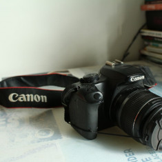 Canon EOS 1000D kit EF-S 18-55mm - 10MPx, LCD 2.5