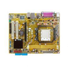 PLACA DE BAZA AM2 ASUS M2N-MX SE PLUS DDR2/PCI-EXPRESS| VIDEO MAX 256MB + PROCESOR AMD ATHLON 64 LE 1620 2.40GHZ + COOLER | GARANTIE 6 LUNI, Pentru AMD, Contine procesor, MicroATX