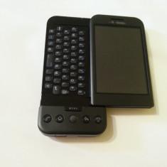 HTC G1 - 169 lei - Telefon HTC, Negru, Nu se aplica, Neblocat, Fara procesor