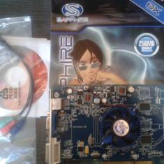 Placa Video ATI Radeon HD2400Pro pe AGP - Placa video PC ATI Technologies, 256 MB