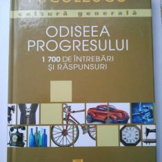 ODISEEA PROGRESULUI - FLORIAN BREITSAMETER ( 1232 )