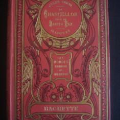 JULES VERNE - LE CHANCELLOR * ILLUSTRE PAR RIOU SUIVI DE MARTIN PAZ {1922, Hachette}