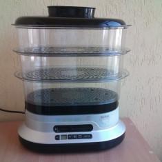 Steamer tefal, aparat de gatit cu aburi - Aparat Gatit Aburi