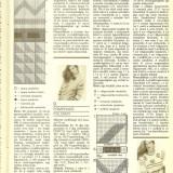 Revista tricotaje FURGE UJJAK,  nr. 1/1994 , completa, limba maghiara