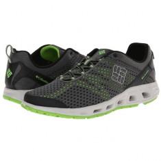 Pantofi de vara sport Columbia Drainmaker III (CLM-BM3954M-011) - Adidasi barbati Columbia, Marime: 45, Culoare: Gri