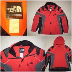 Geaca THE NORTH FACE replica - L - impermeabil, respirabil, cusaturi lipite - Geaca barbati The North Face, Marime: L, Culoare: Burgundy