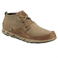 Pantofi de vara Columbia Sunvent Chukka Cafe (CLM-BM4440m-244) - Pantof barbat Columbia, Marime: 43, Culoare: Coffee, Textil
