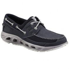 Pantofi de vara Columbia Boatdrainer II PFG (CLM-BM2611M-231) - Mocasini barbati Columbia, Marime: 45, 46, Culoare: Bleumarin