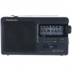 Radio portabil Panasonic RF-3500E9-K Black - Aparat radio
