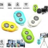 Telecomanda cu Bluetooth pentru Telefoane Tablete Android si Iphone - Selfie stick