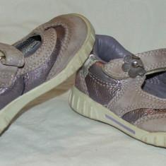 Pantofi copii ECCO - nr 22, Culoare: Din imagine, Fete, Piele naturala