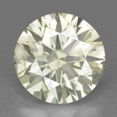 DIAMANT NATURAL! 0.004 ct - 1.30mm. Claritate SI3, culoare H-J. Orice test, Briliant
