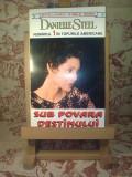 "Danielle Steel - Sub povara destinului ""A1293"""