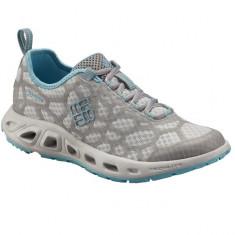 Pantofi de vara pentru dame Columbia Megavent (CLM-BL3967M-009) - Adidasi dama Columbia, Culoare: Gri, Marime: 41