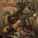 NECROVILE‎ (Romania) – Engorging the Devourmental CD 2013 NEW! (Brutal Death Metal)