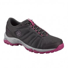 Pantofi sport pentru dama Columbia Firecamp Mesh (CLM-BM2588M-048 ) - Adidasi dama Columbia, Culoare: Negru, Marime: 41