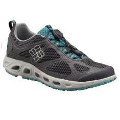 Pantofi pentru femei Columbia Powervent (CLM-BL2592m-028) - Adidasi dama Columbia, Culoare: Gri, Marime: 37, 38, 39, 40