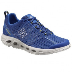 Pantofi de vara sport Columbia Drainmaker III Vivid Blue (CLM-BM3954M-487) - Adidasi barbati Columbia, Marime: 40, 41, 43, Culoare: Albastru