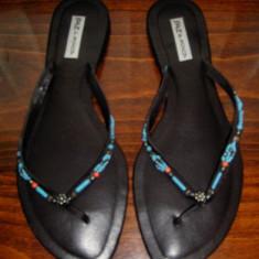 Papuc dama piele Paz di Apepazza Italia marimea 38 - Papuci dama Made in Italia, Culoare: Din imagine