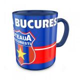 Cana termosensibila albastra Steaua Bucuresti