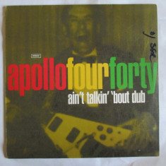 RAR! VINIL APOLLO FOUR FORTY SONY MUSIC 1997 - Muzica Pop