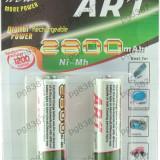 Acumulator R6, Ni-Mh, 1, 2 V/ 2800 mAh, acumulator AA-111171 - Baterie Aparat foto, Tip AA (R6)