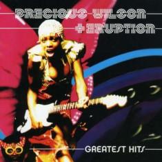 Precious Wilson/Eruption - Greatest Hits ( 1 CD ) - Muzica Blues