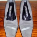 Pantof dama Norma J. Baker piele si catifea marimea 37,5 - Super Pret