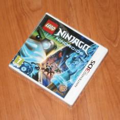 Joc Nintendo 3DS - LEGO Ninjago Nindroids, nou, sigilat - Jocuri Nintendo 3DS, Actiune
