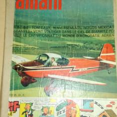 Coligat reviste Vaillant din 1963