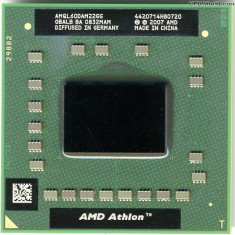 QL-60 1.9 AMD AMQL60DAM22GG Athlon 64 X2 1.90GHz CPU dual core Socket S1 (S1g2) - Procesor laptop