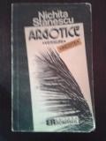 ARGOTICE -- Nichita Stanescu -- 1992, 157 p.