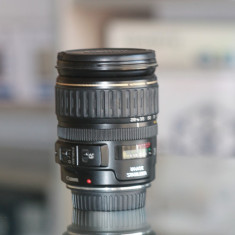 Obiectiv DSLR Canon EF 28-135mm f/3.5-5.6 IS USM, All around, Stabilizare de imagine, Autofocus