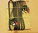 Cablu 3 RCA Male 3 RCA Male 3m