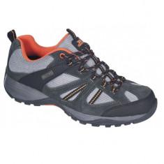 Pantofi de tura barbatesti Trespass Benjamin Flint (MAFOTEK10001) - Adidasi barbati Trespass, Marime: 43, 46, Culoare: Gri