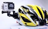 Camera Sport SJ4000 FullHD 1080P Subacvatic30m 12MP/ Stabil Optic Pachet FULL/8GB MSD 2 Acumulatoare/ similara GoPro/ Garantie 24 luni/ Verificare Col, Full HD, Card de memorie, CMOS, SJCAM