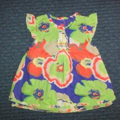 Bluzita de vara colorata, marca Marese, fete 6 ani/ 114 cm, Culoare: Multicolor