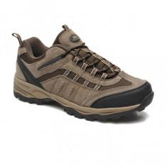 Pantofi de tura barbatesti Trespass Archie Brown (MAFOTNK30001-B) - Adidasi barbati Trespass, Marime: 40, 41, 42, 43, 44, 45, 46, Culoare: Maro