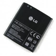 ACUMULATOR\BATERIE  NOU LG BL-53QH model Optimus 4X HD P880, Optimus L9 P760