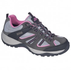 Pantofi de sport pentru dame Trespass Jamima Grey (FAFOTEK10001) - Adidasi dama Trespass, Culoare: Maro, Marime: 38, 39
