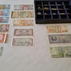 Colectie bani vechi romanesti