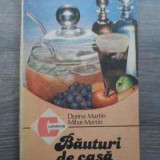 Bauturi De Casa Din Fructe Si Legume - Dorina Martin Mihai Martin ,524519