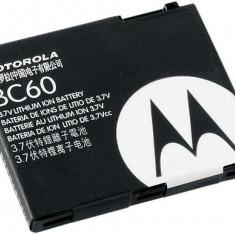 BATERIE ORIGINAL Motorola BC60 model L6, SLVR L7, SLVR V8, SLVR L7 i-mode