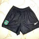 Pantaloni scurti de fotbal, Liverpool Reebok, baieti circa 9-10 ani, Culoare: Bleumarin